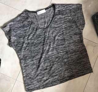 Grainy Grey T-shirt