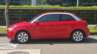 2011年份 Audi A1 1.4渦輪(自售,無車貸)