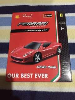 Ferrari Race & Play Assembly Kit
