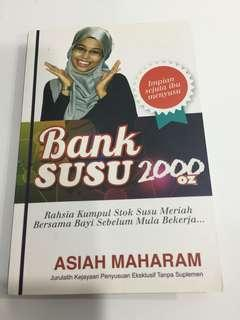 Bank Susu 2000oz - Asiah Maharam