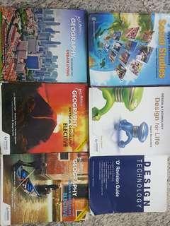 Secondary School Textbooks!!!