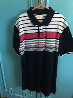 Au Bench polo shirts polo size small pre- loved