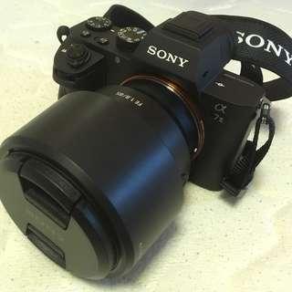 Sony A7II With Sony 85mm f1.8