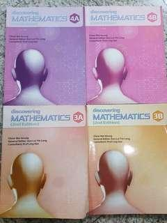 Upper Secondary Mathematics Textbooks