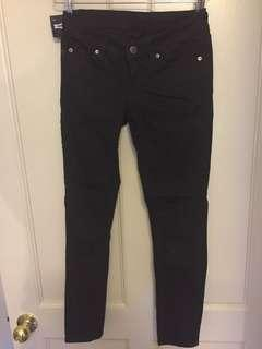 BNWT Cheap Monday Black Skinny Jeans