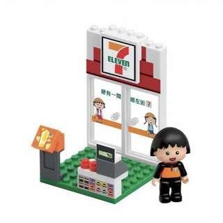 7-11 小丸子 1號小丸子店