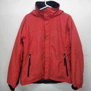 Patagonia 抓毛防水外套 Fleece Rain Jacket Men's M (70111)
