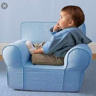 Foam Insert Cushions for Pottery Barn Kids My First Anywhere Chair