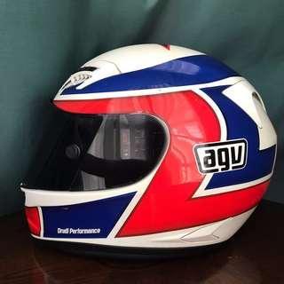 AGV Helmet (Size L) - #JAN50