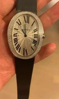 Cartier White Gold WB520009