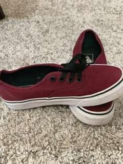 Van's sneaker Red Original - size 36