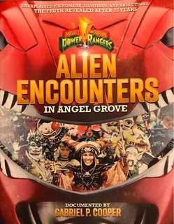 Power Rangers Alien Encounters in Angel Grove