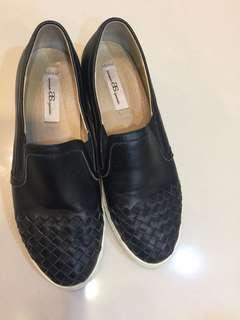 🚚 AS編織黑鞋
