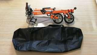 Carryme 車袋(bicycle bags)