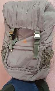 Adidas Grey Climacool Sports Bag