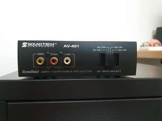 Soundtech AV401