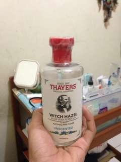 Thayers Witch Hazel Unscented