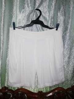 White short