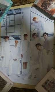 MONSTA X ARE YOU THERE POSTER