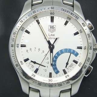 Tag Heuer Link Calibre S Laptimer
