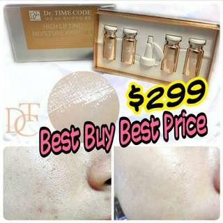 Dr.TimeCode High Lifting Moisture Ampoule 嬰肌精華 $299/盒