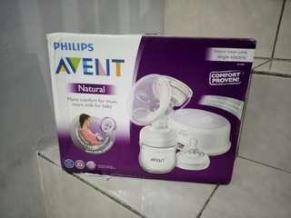 Pompa Asi Avent Single Electric Breastpump Breast pump