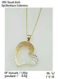 18k Gold Jewelries
