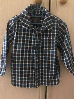 Long Sleeve Shirt for Boy
