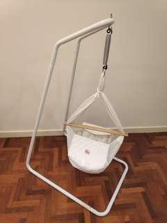 Mamakiddies Designer Portable Baby Hammock