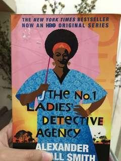 THE NO.1 LADIES DETECTIVE AGENCY