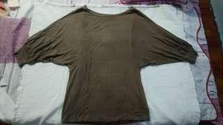 Seed Batwing top