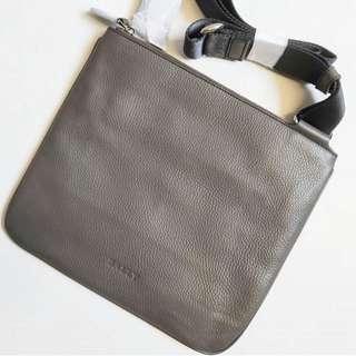 Bally Mizzi Messenger Bag 27x30 Grey