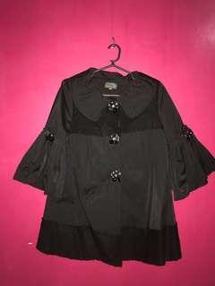 Fendi Bell Sleeves jacket