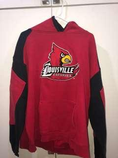 Louisville Hoodie Thick Embroidery