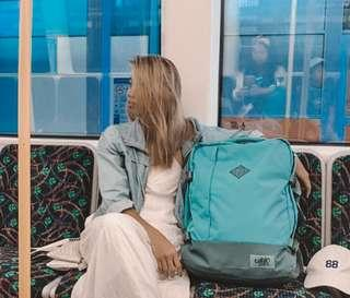 CABINZERO 44L Boracay Blue Backpack (Good as New!✨)