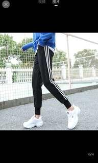 Striped Long pants