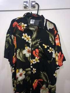 Hawaiian Polo/ Beach Polo/Floral Polo