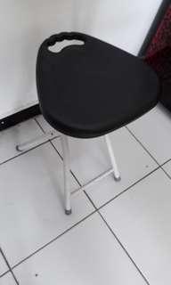 Foldable tabouret - kursi lipat