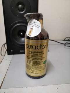 PURA D'OR anti hair fall shampoo