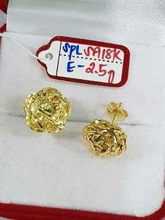 18k Gold Saudi Jewelries