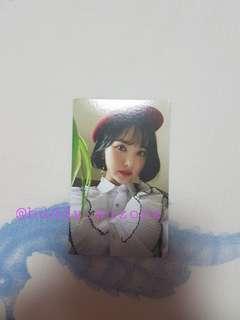 Gfriend-Time For Us(Eunha)