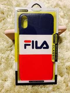 Iphone XS Max FILA casing