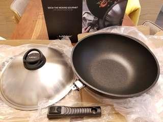 Métier Atelier 32cm 熟鐵煎pan 鑊
