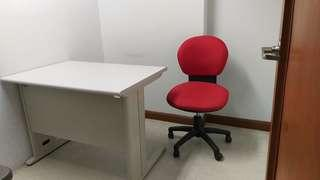 Office table and chair(individual or set)