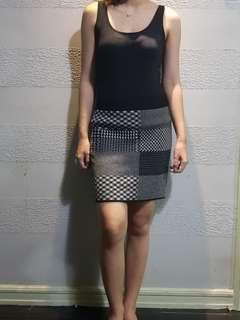 Knitted Skirt!