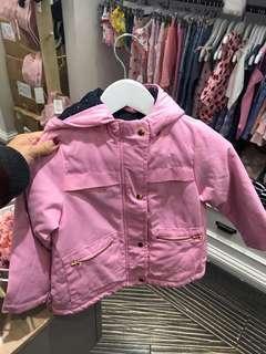 Seed粉色外套