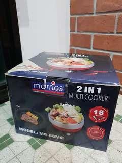 Morris 2-in-1 Multicooker