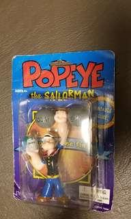 絕版 Popeye the sailor man