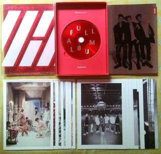 iKON Welcome Back Full Album Red Version