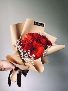 🌹Valentine's Day | Gerbera bouquet
